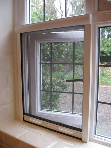 Roller Fly Screen For Conservatories Kitchens Bedrooms